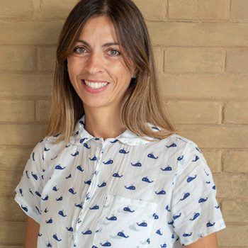 Sandra García Coordinadora Kàlida Sant Pau